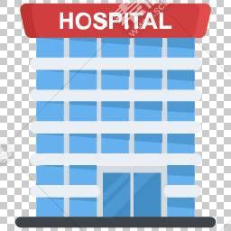 医院大楼免抠素材下载 图片id 图标元素 Png素材 素材宝scbao Com