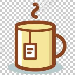 卡通水杯杯子免抠素材下载 图片id 产品实物 Png素材 素材宝scbao Com