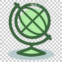 コレクション地球儀素材 アイコンの家