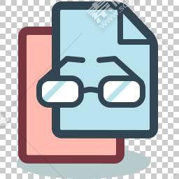 眼镜免抠素材下载 图片id 1123 图标元素 Png素材 素材宝scbao Com