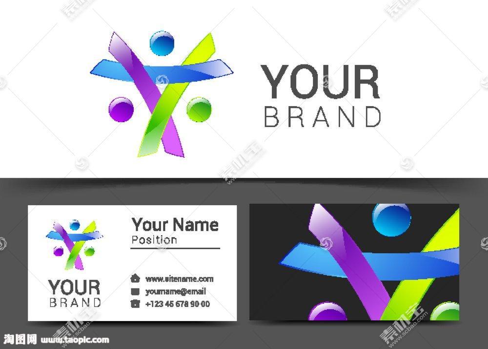 创意logo名片设计