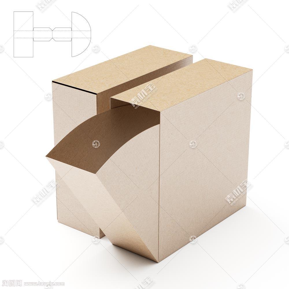 创意包装盒钢刀线