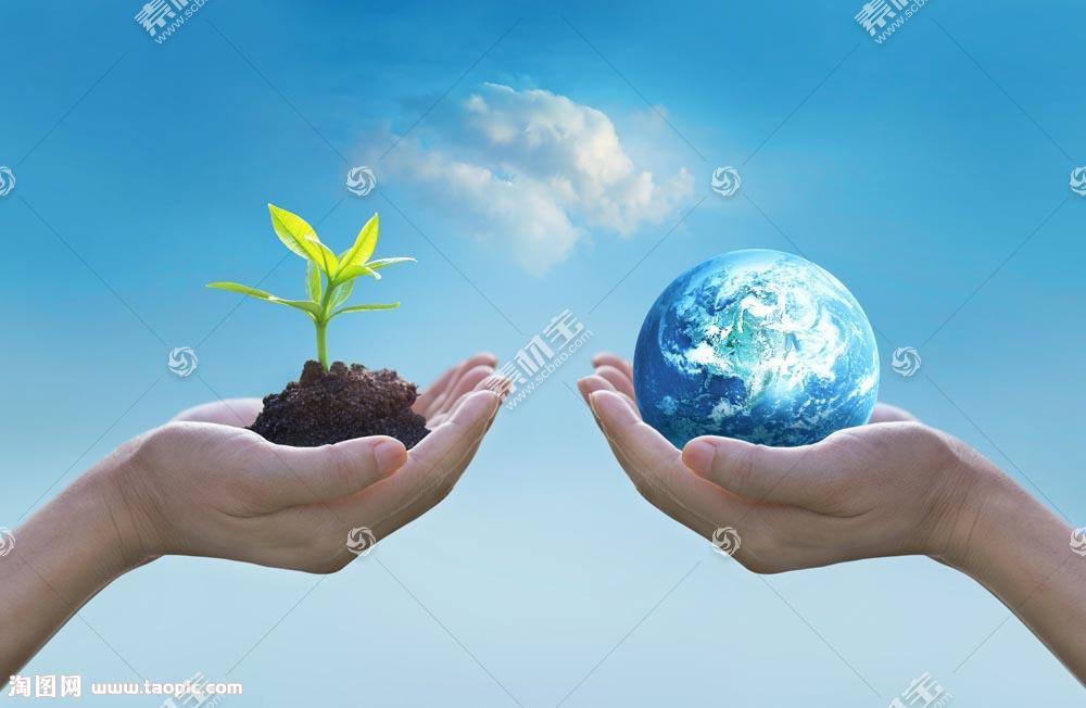 手里的星球