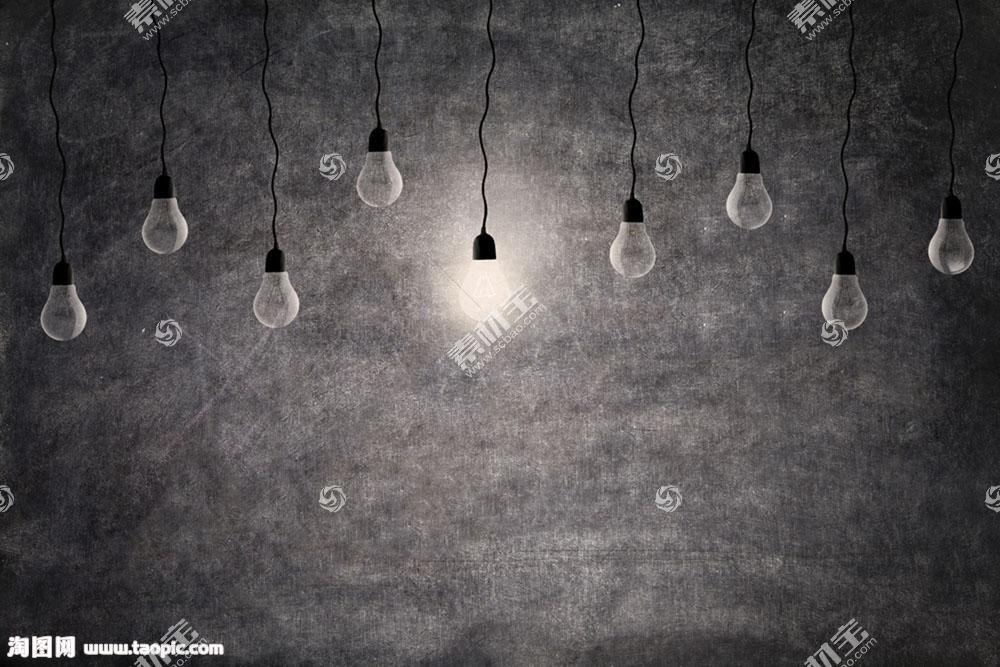家用电灯摄影