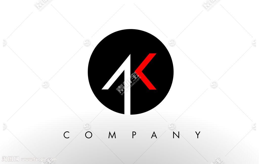 创意英文字母logo设计
