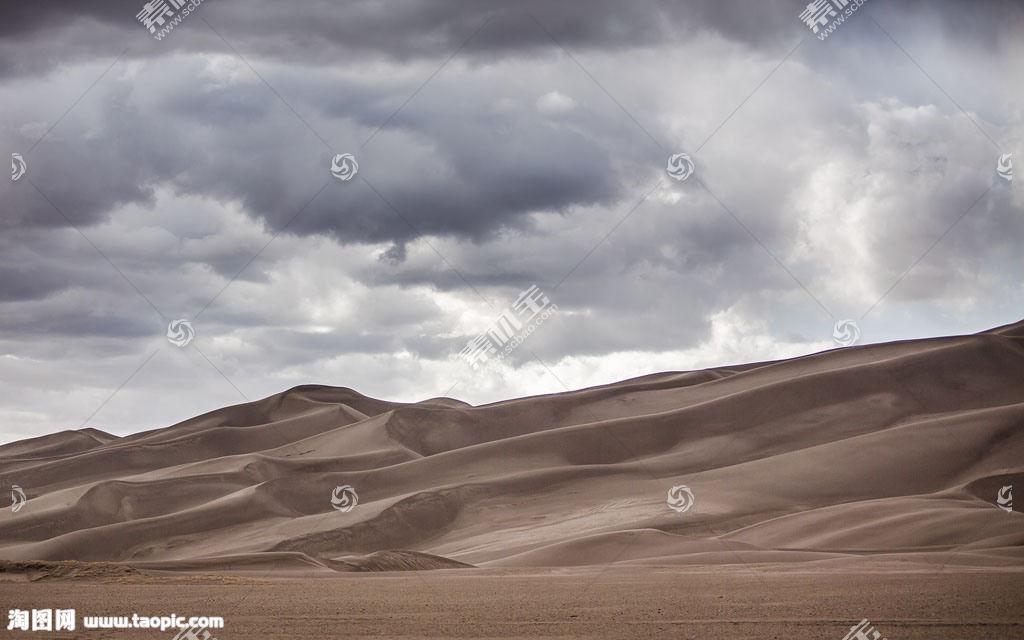 沙漠戈壁摄影