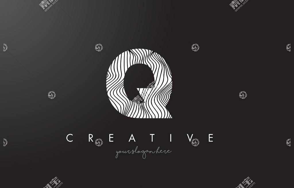英文字母标志设计