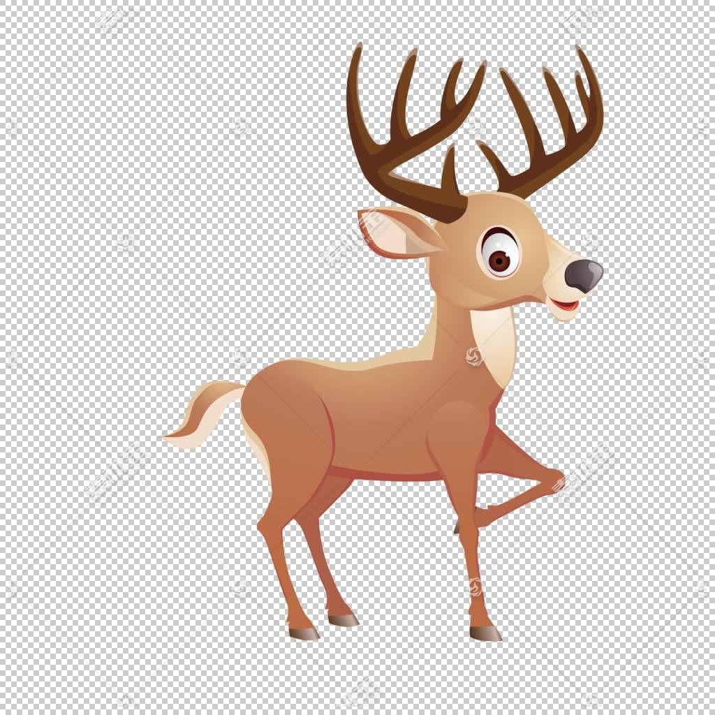 鹿象,Sika鹿例证PNG clipart鹿茸,哺乳动物,动物,脊椎动物,插画家图片
